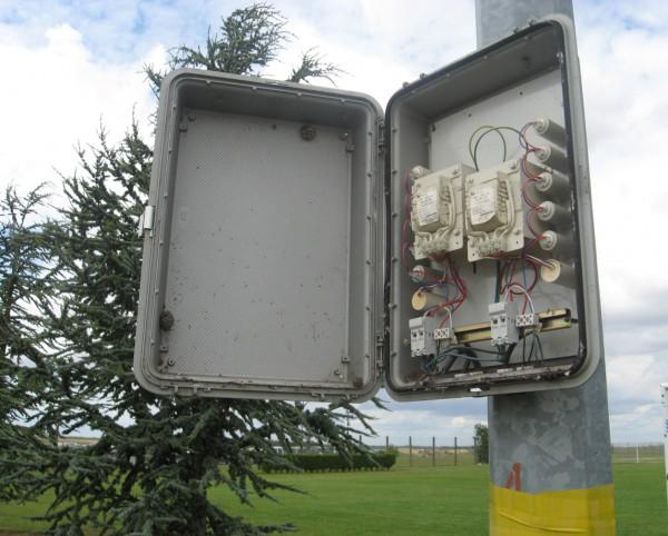 Contrôle de conformité électrique des ouvrages d'Eclairage public